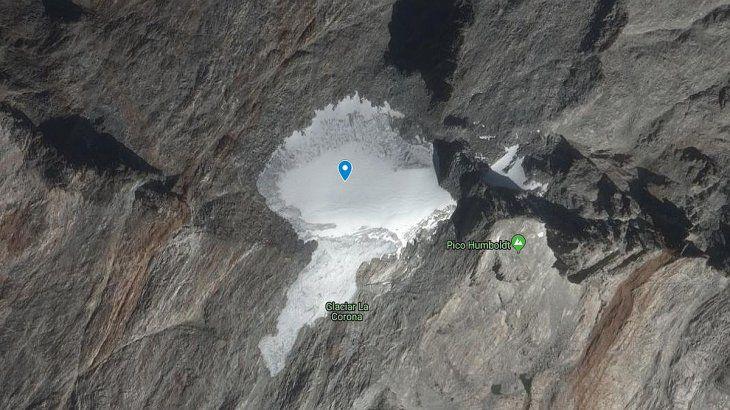 glaciar venezuela